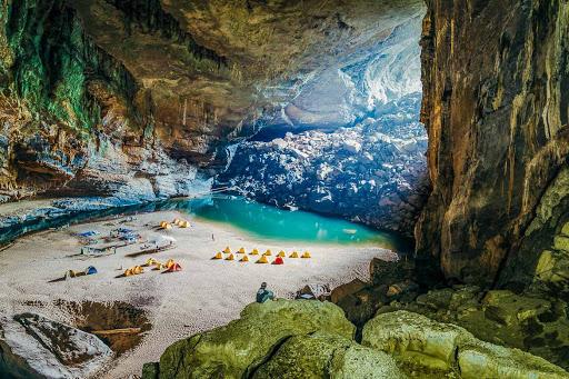 9 hang động đẹp nhất quảng bình 2021