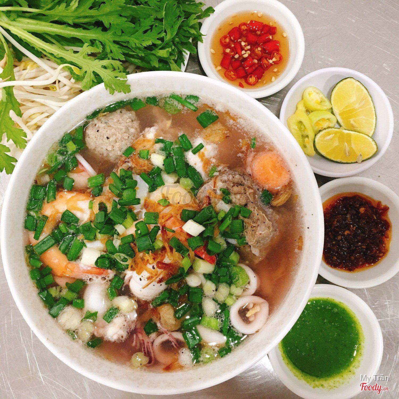 Hủ tiếu hải sản Phú Quốc ở đâu ngon