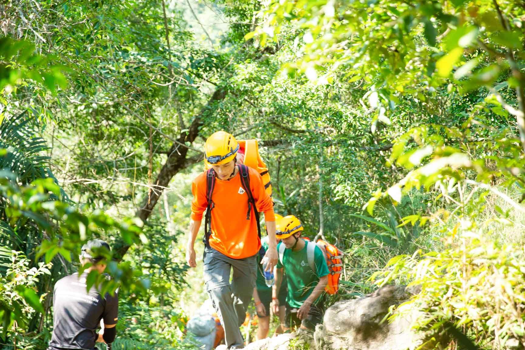 bài học sinh tồn trong rừng cho người đam mê trekking