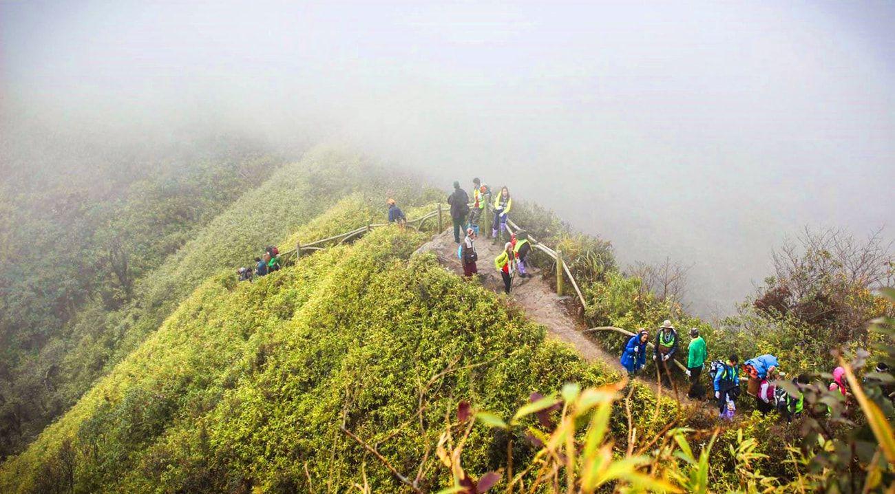 10 tour trekking săn mây được nhiều người lựa chọn