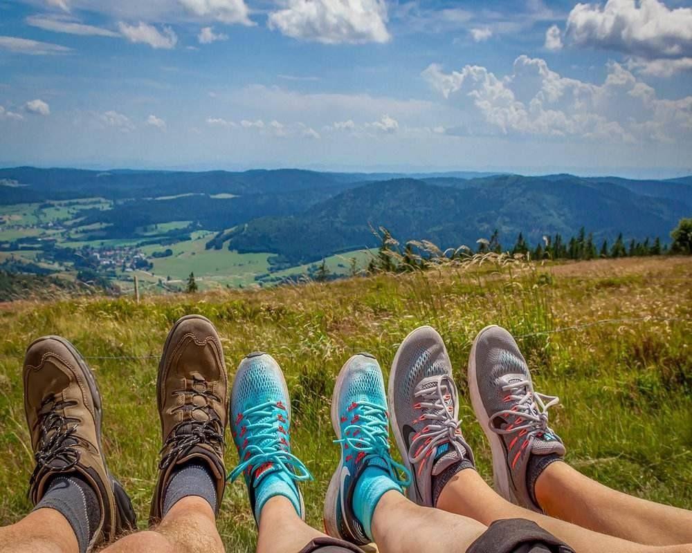 top 10 vật dụng không thể thiếu khi trekking cho người mới 2
