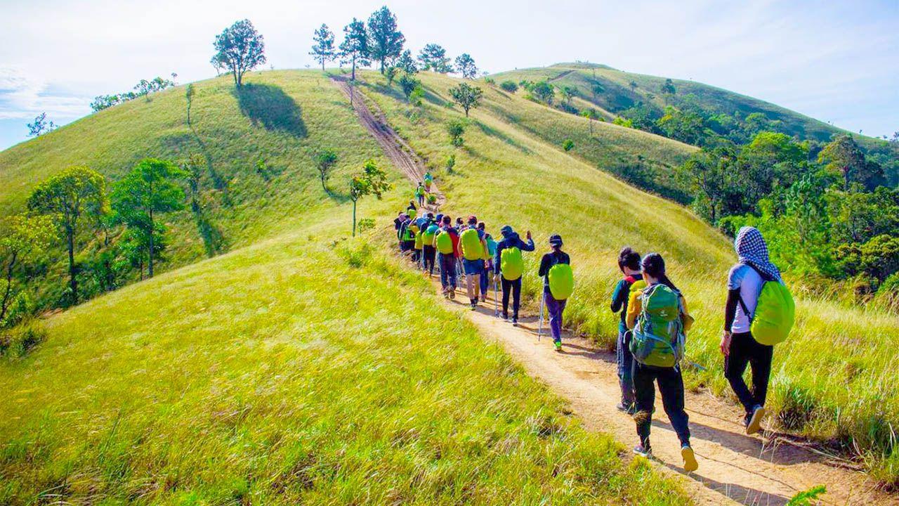 trekking, hiking - lựa chọn nào phù hợp nhất với bạn 1