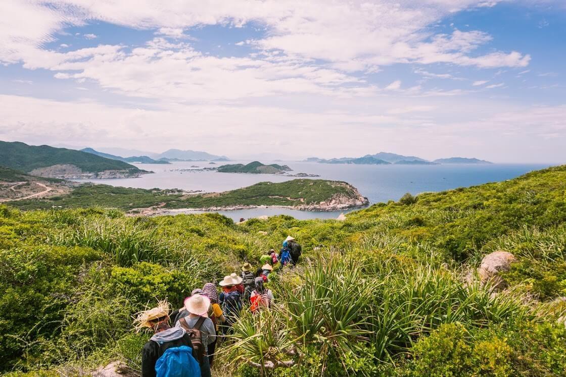 phân biệt trekking và hiking 2