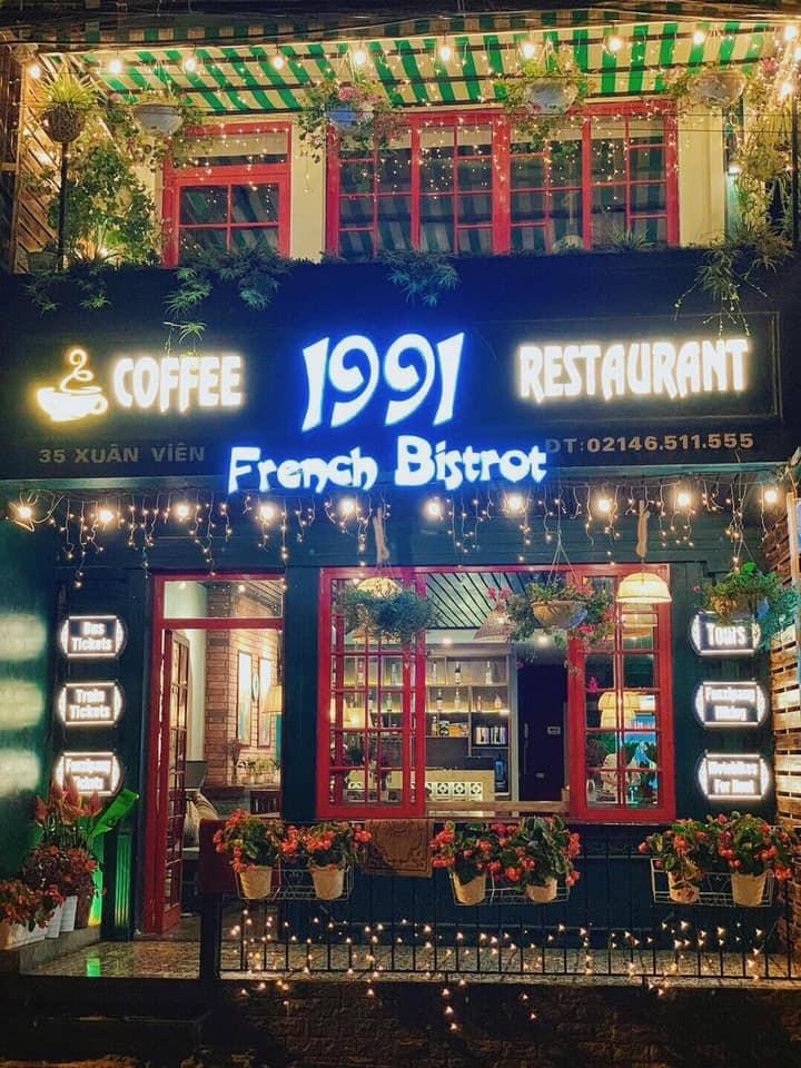 Cà phê ngon ở thị trấn sapa