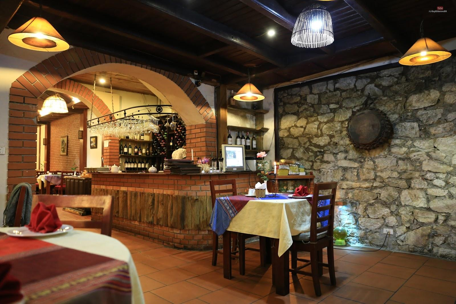 những quán ăn ngon xung quanh nhà thờ Sapa 4