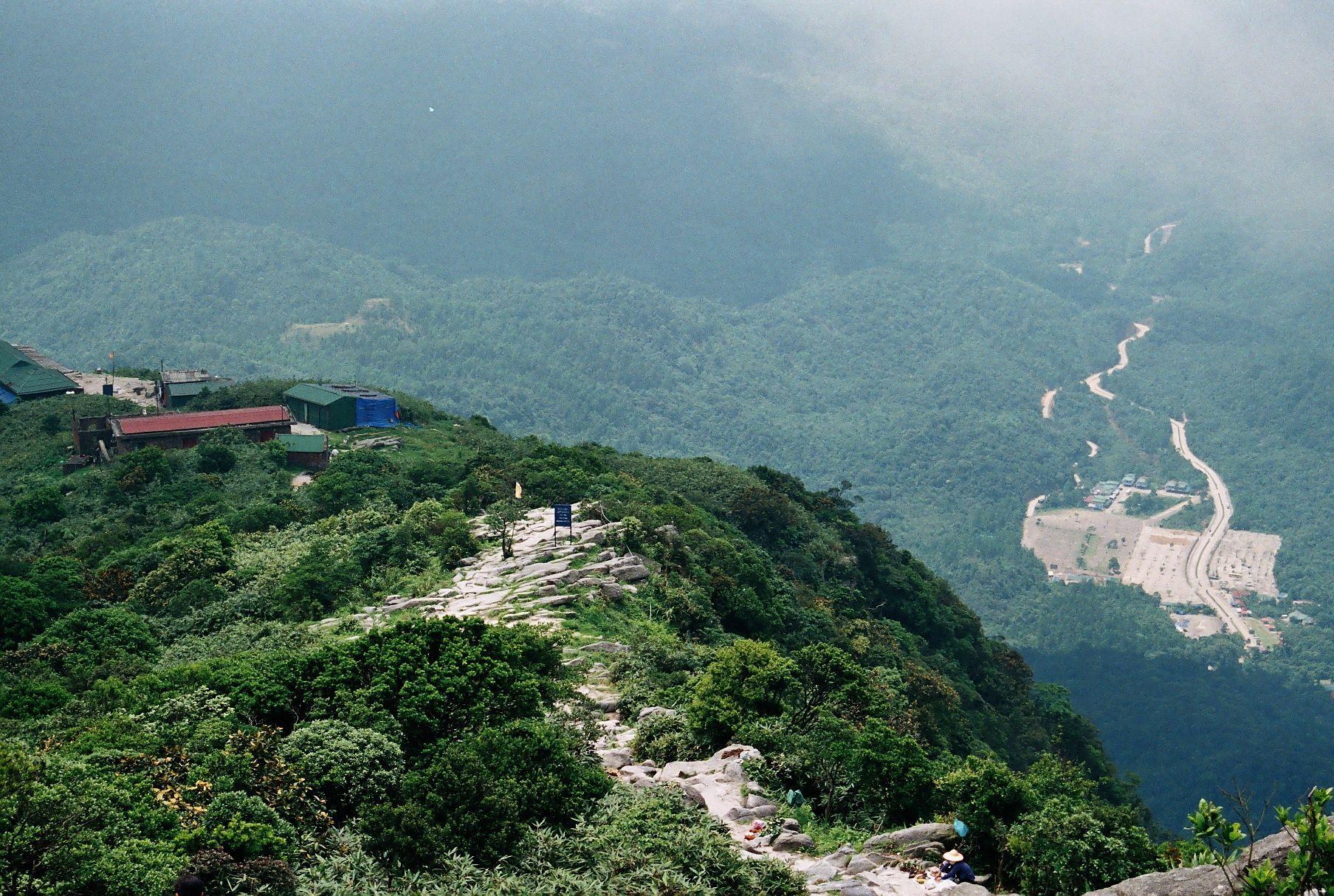 những địa điểm trekking gần hà nội