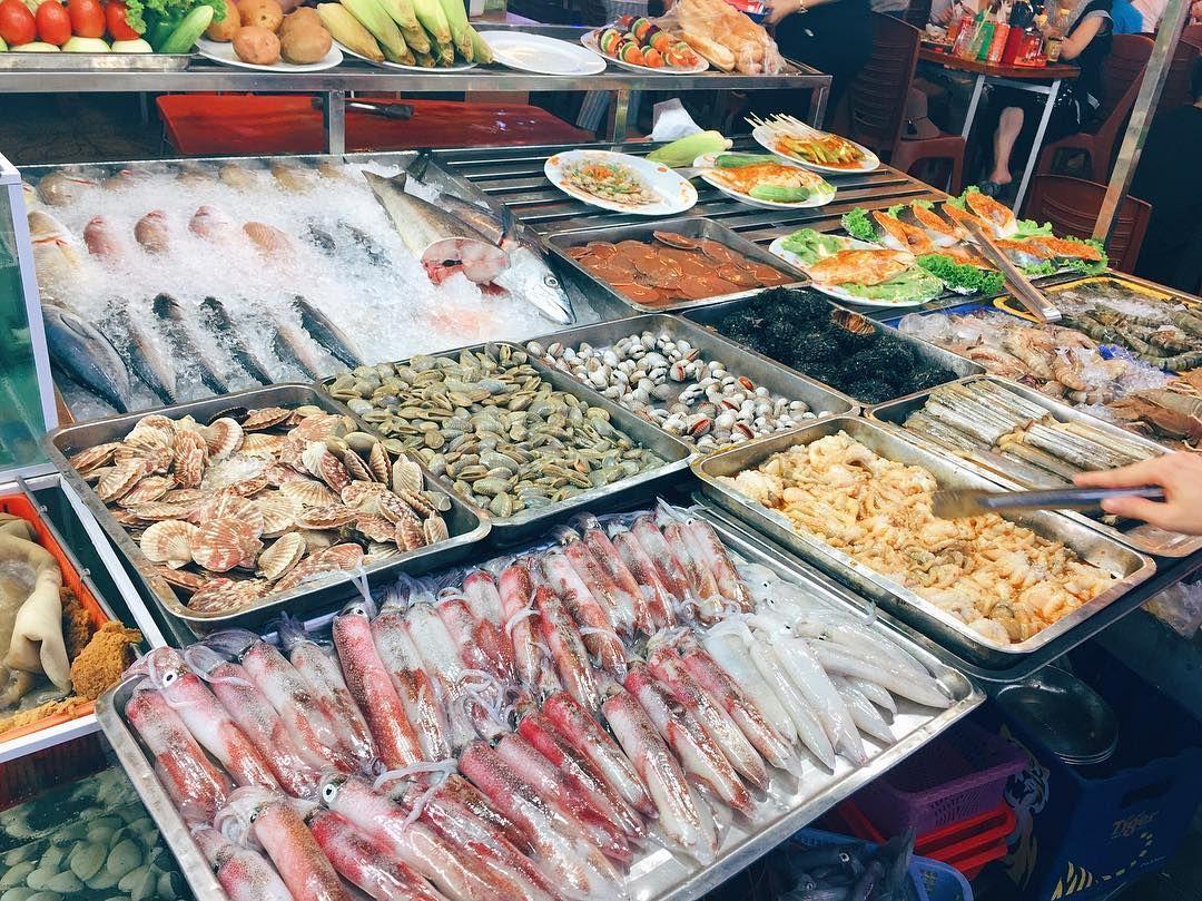 chợ hải sản dương đông phú quốc