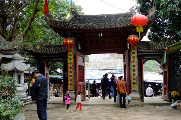 Đền ông Hoàng Bảy Lào Cai