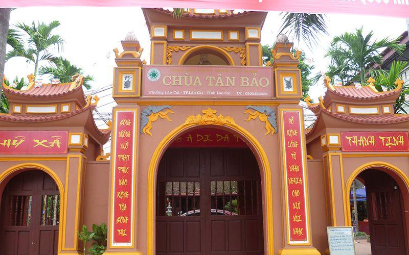 Những ngôi đền, chùa linh thiêng ở Lào Cai