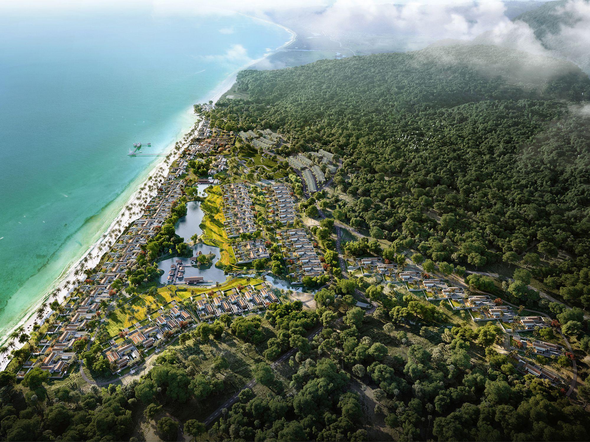 Phú quốc thành phố đảo đầu tiên của Việt nam