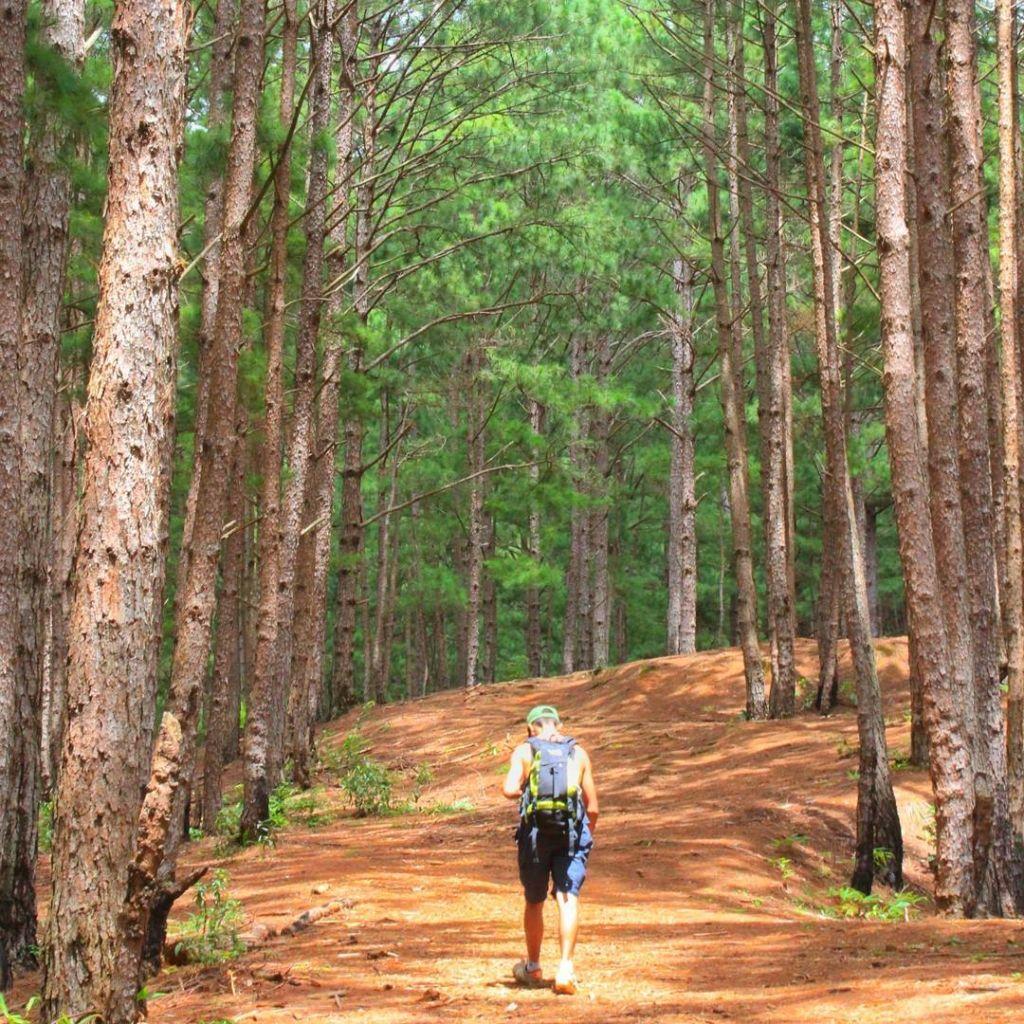 trekking langbiang đà lạt