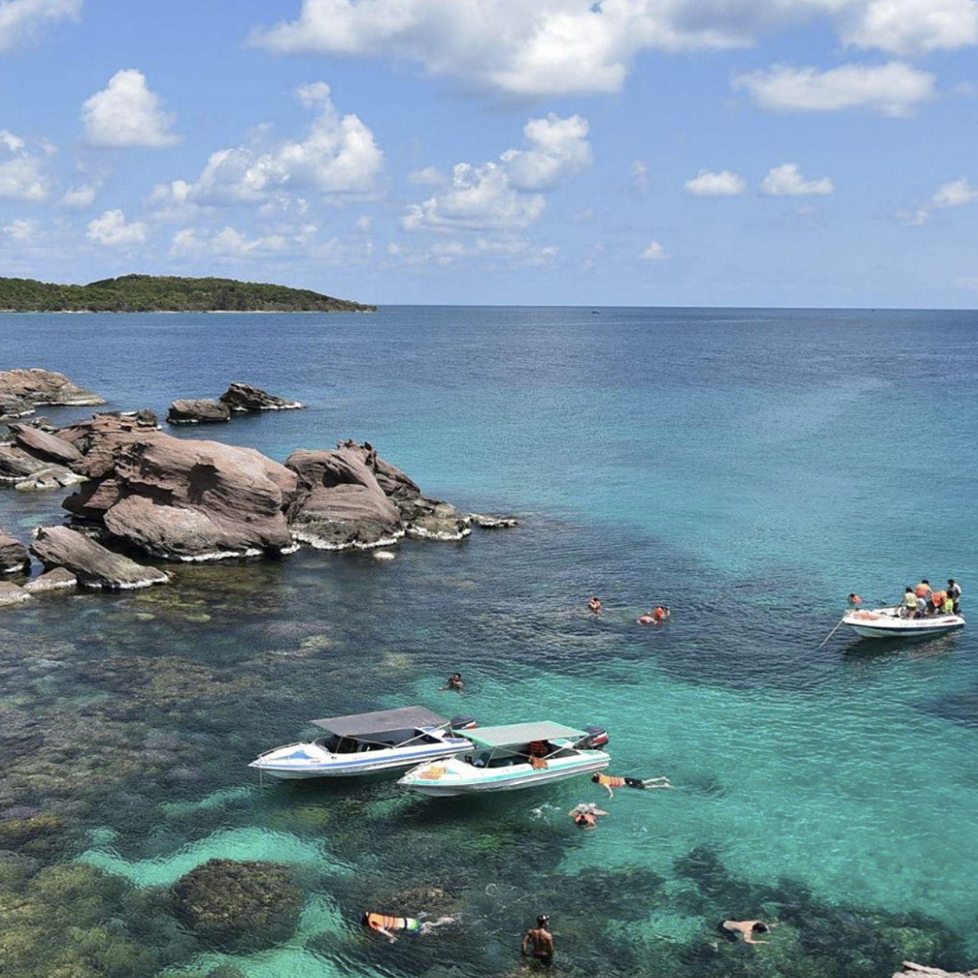 những hòn đảo hoang sơ hot nhất Phú Quốc 3