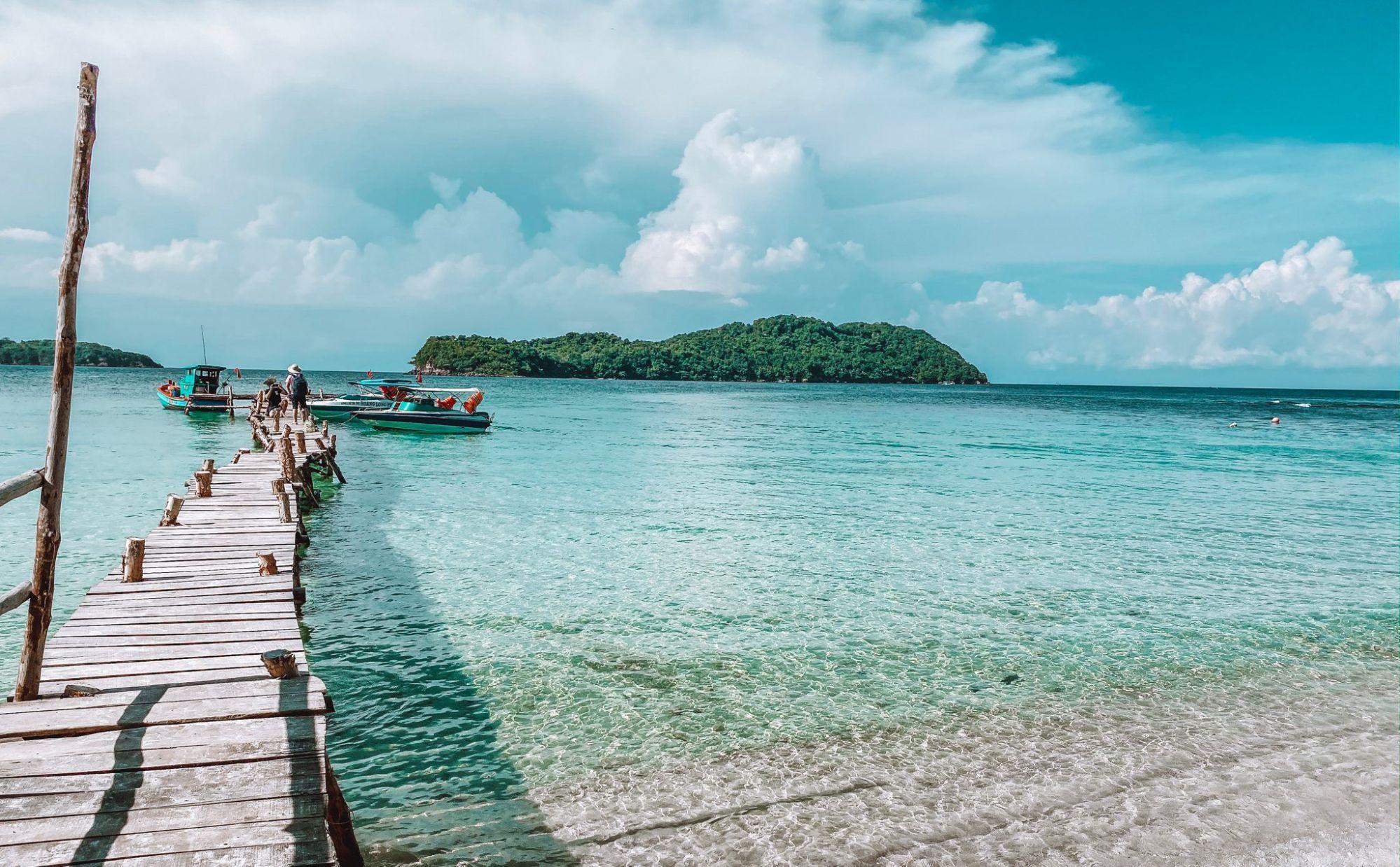 những hòn đảo hoang sơ hot nhất Phú Quốc