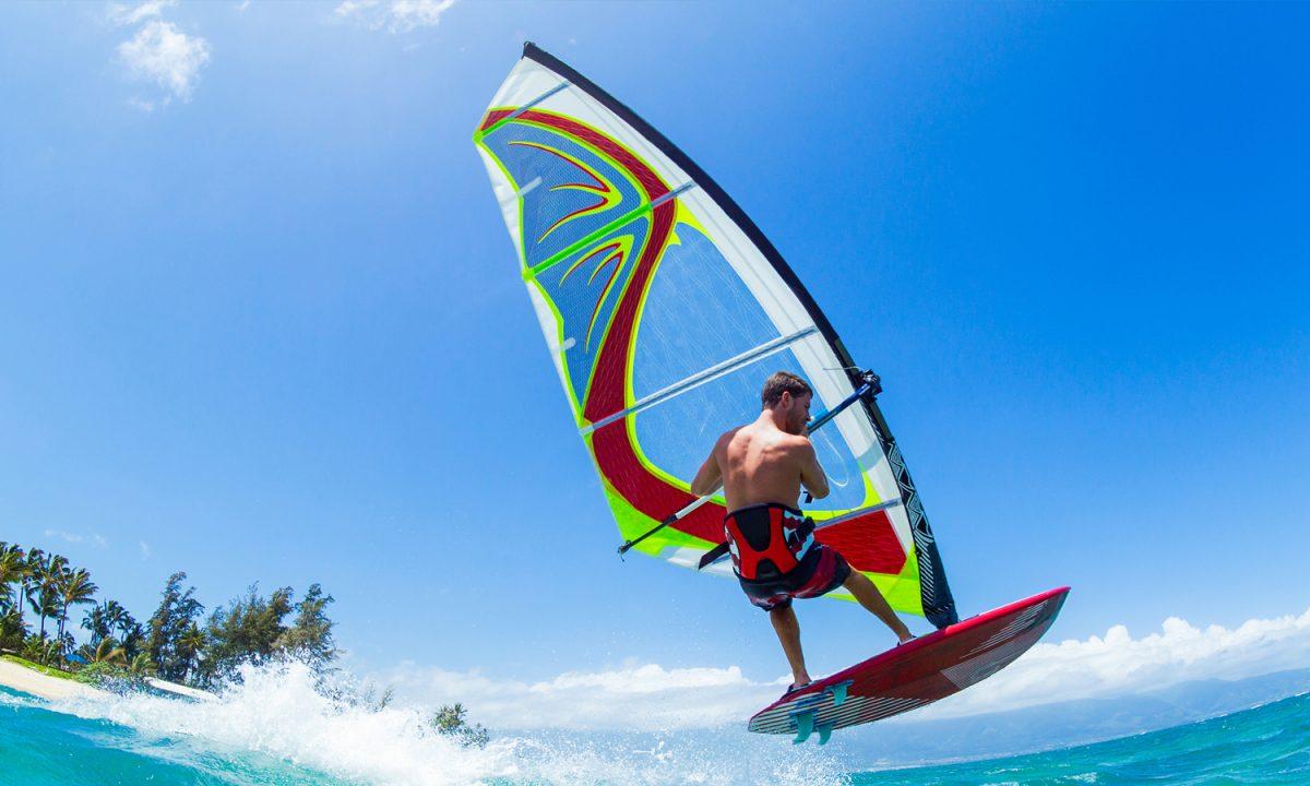 lướt ván biển