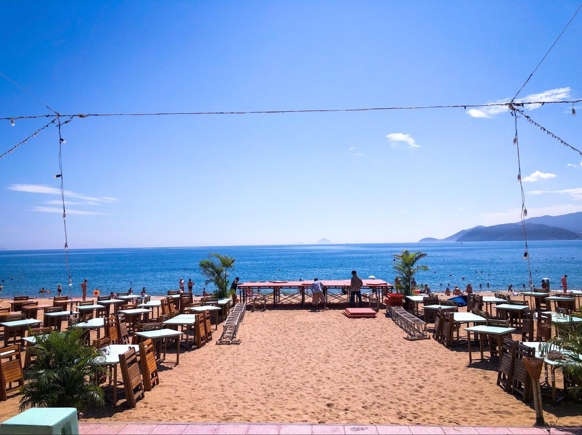 quán cà phê view biển ở nha trang 2