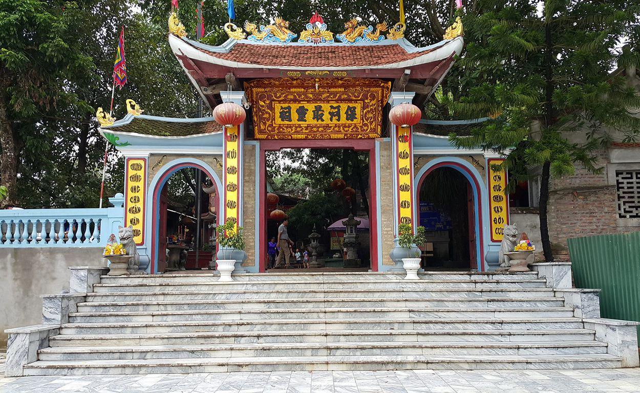 đền ông Hoàng Bảy Sapa Lào Cai